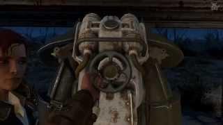Fallout 4 - 23 Изнасилование болотниками по пути к убежищу 95.