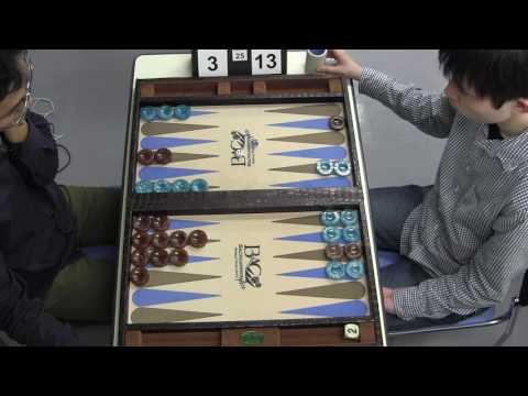 Mochy vs K.Kubota (25p match, Tokyo Meijin League) 4/6