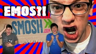 Dillon The Hacker Calls Smosh Self Harming EMOS !