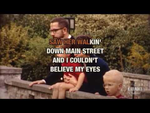 Next Door To An Angel in the style of Neil Sedaka | Karaoke with Lyrics