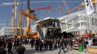 Video still for bauma 2013: Die Highlights und Trends der bauma in München