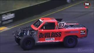ADELAIDE 500 CRASHES