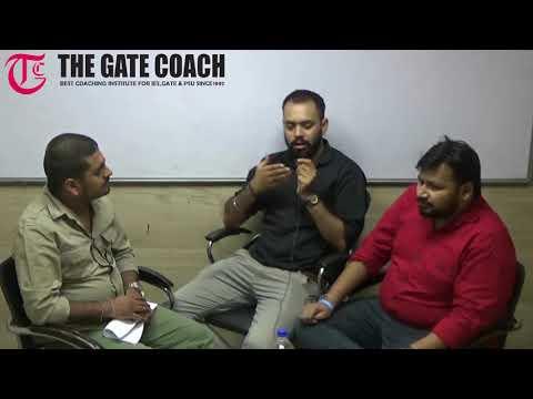 ONGC INTERVIEW PREPARATION TIPS by Deepak Pandey, Ankur Bansal and Ankush Gupta ~ The Gate Coach