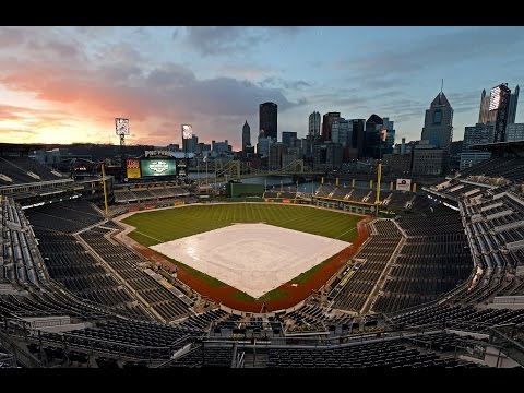 Pittsburgh Pirates Opening Day 2016
