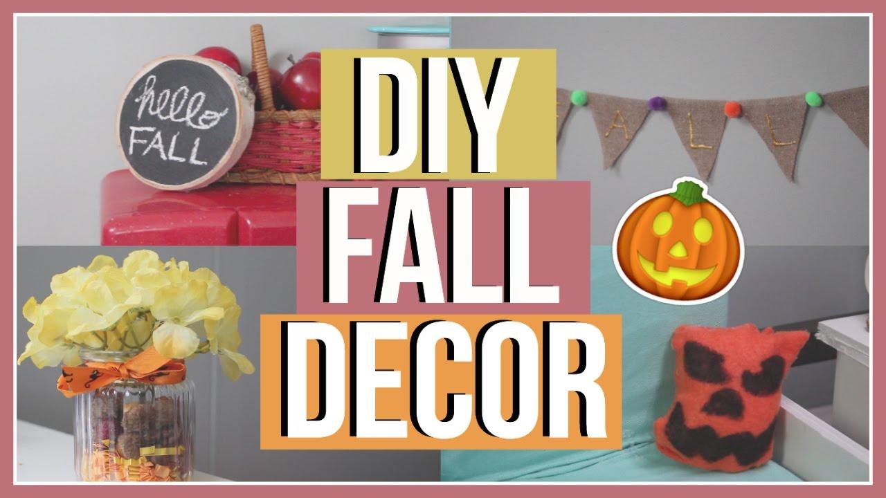 diy fall room decor diy american doll halloween and fall