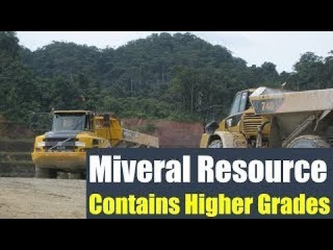 Gold & Silver Analysis Mine's Update Miveral Resource Contains Higher Grades