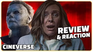 Hereditary Movie Review, Halloween Official Trailer Reaction - Cineverse
