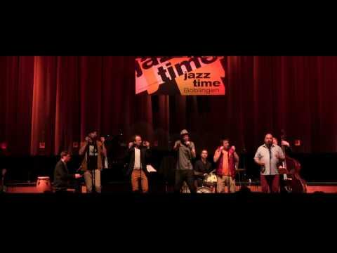 Füenf + Band singen