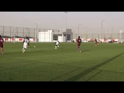 qatar national team vs sudan national team first half