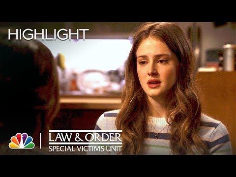 Benson Is Fluent in Empathy - Law & Order: SVU (Episode Highlight)