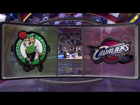 [Playoffs Ep. 3] Inside The NBA (on TNT) Halftime – Boston vs. Cleveland Highlights Game 2 - 4-21-15