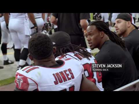 DJ Swearinger ATL HOU preseason game behind the scenes
