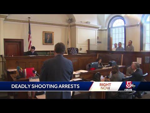 Pair charged in Malden murder