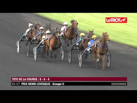 Vincennes   -   Prix Henri Levesque (GROUPE II)   -   Baltic Charm   -   16/04/2016