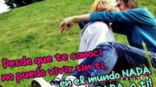 Nada se compara a ti- Carlos Baute ft Franco de Vita (Letra)