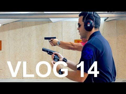 Miami Police VLOG 14: QUALIFIED W/ MY GUN