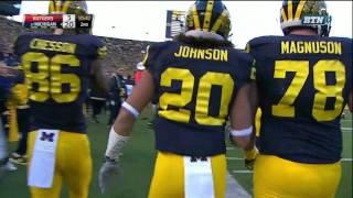 2015 Michigan Football Highlights v. Rutgers