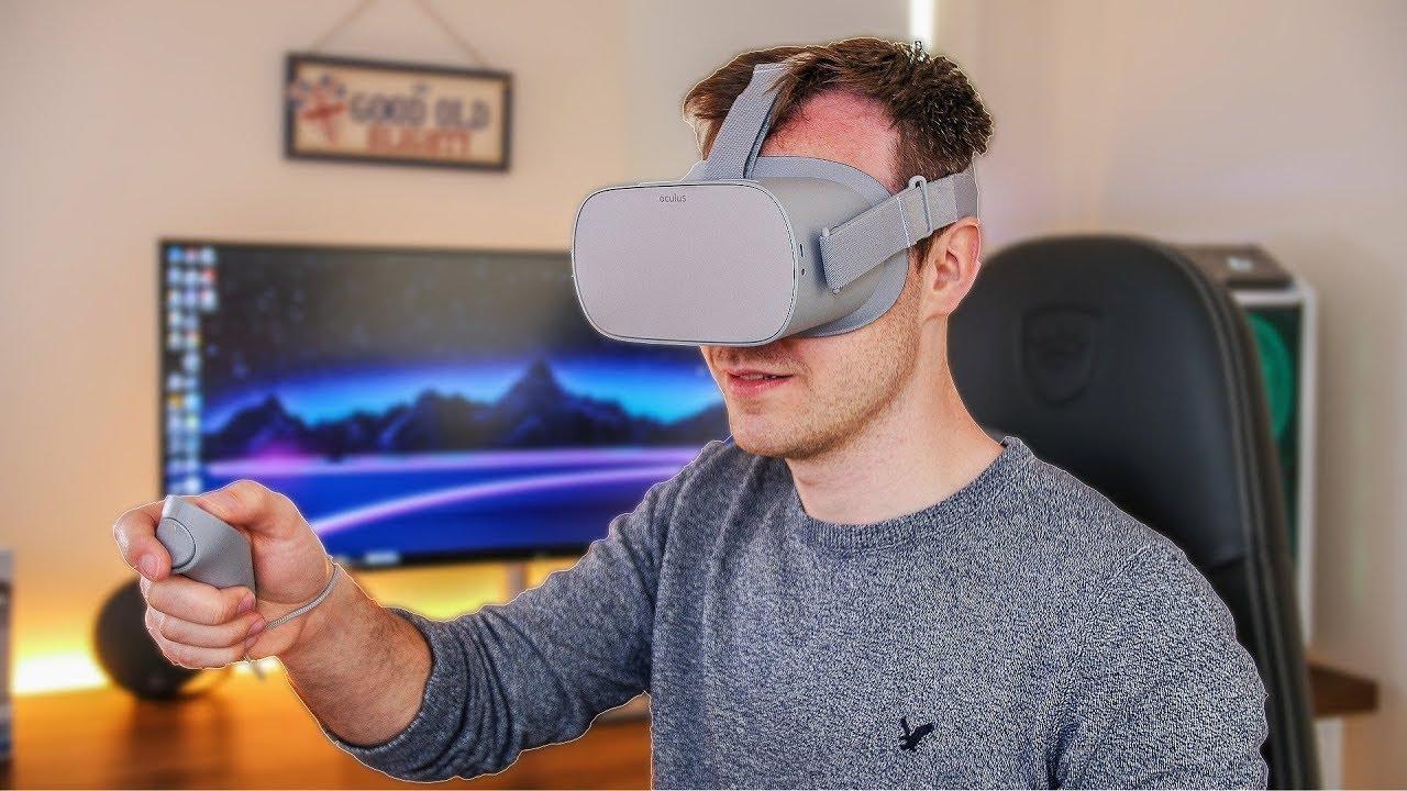 Oculus Go SETUP \u0026 REVIEW  - Best VR Headset? | The Tech Chap