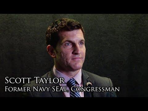 Scott Taylor, U.S. Navy SEAL (Full Interview)