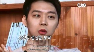 [CUT] Park Yoochun on