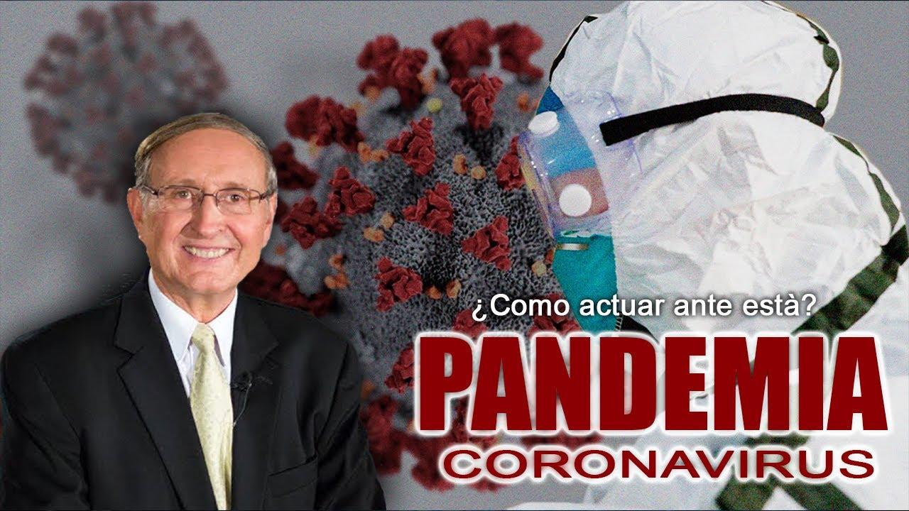 ¿Como actuar ante esta pandemia? ¿Cuando salir al campo? | Pr Esteban Bohr