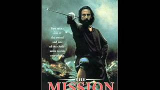 Ennio Morricone (The Mission) - Gabriel's Oboe for Clarinet