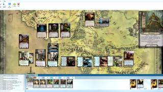 Viewer Deck Playtest (The Watcher in the Water Solo) - The Lord of the Rings: The Card Game