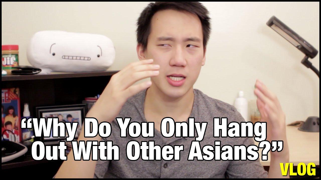 Where do asian girls hang out