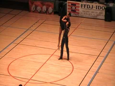 World Championship - Latino Show - Vienne 2012 - Simone & Serena