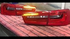 Audi A6 Dynamischer Blinker Ab Welchem Baujahr
