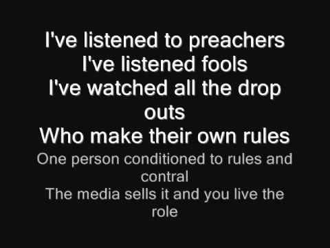 Ozzy Osbourne - Crazy Train Lyrics