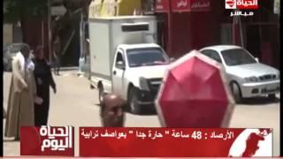 تامر أمين عن حالة الجو: «إحنا في ساونة».. (فيديو)