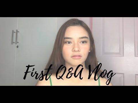 FIRST Q&A VLOG + GRWM! Mahaba Habang Usapan!   Raphiel Shannon
