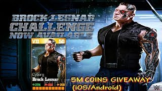 Cyborg Brock Lesnar Challenge Gameplay iOS/Android