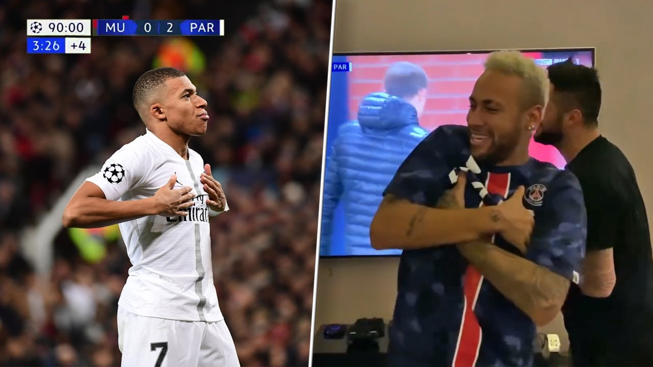 PSG scrape victory with late Mbappe penalty