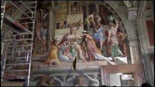 Поездка в Рим (март 2015) Музей Ватикана часть-4(Экскурсия Музей Ватикана.Кому интересно, что сколько стоит, где покупали ваучеры на экскурсии, сколько..., 2015-04-07T00:41:52.000Z)