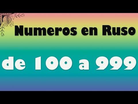 ¿como-contar-del-100-al-999-en-ruso?-/-números-en-ruso