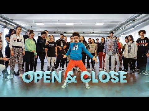 Mr Eazi - Open & Close (feat. Diplo) | Dance Choreography