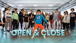 Mr Eazi - Open & Close (feat. Diplo) | Dance Choreography