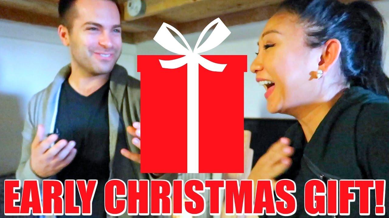 🎁 EARLY CHRISTMAS GIFT! 🎁 - YouTube