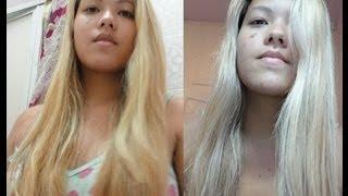 violeta genciana vg gua para desamarelar cabelos loiros