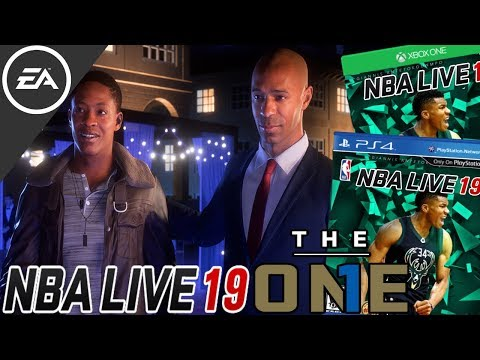 NBA Live 19 - The One Game Mode Concept! - (Start in High School!/Play Over Seas!) [CONCEPT/IDEA]