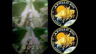 Apollo 13 Launch (Multi-Screen)