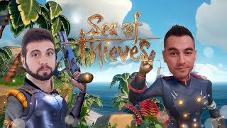 Video de ?SEA OF THIEVES | DOS LOBOS DE MAR!! SE VIENEN AVENTURAS | Stratus