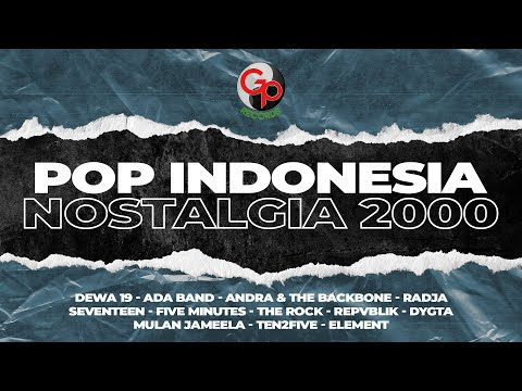 Pop Indonesia Hits 2000an • Area Nostalgia • #LIVEMusik