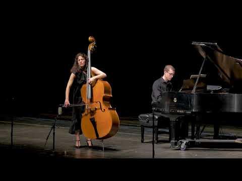 Lorraine Campet   Schubert   Arpeggione Sonata 2nd Mvt