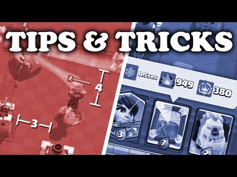 Clash Royale | Tips & Tricks | Back 2 Basics!