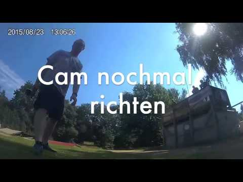 A bad job with iMovie ... Traxxas RC-Onboard