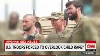 Bacha Bazi: U.S. Military Accused Of Telling Soldiers To Overlook Afghan Abuse Of Boys