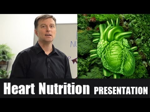 Heart Nutrition Presentation Registration Video